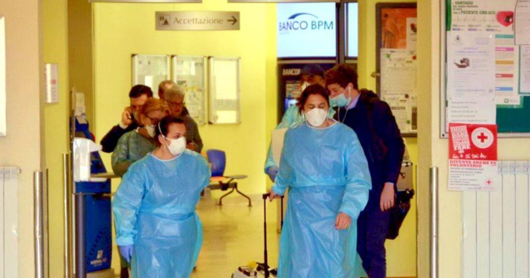 infermieri codogno